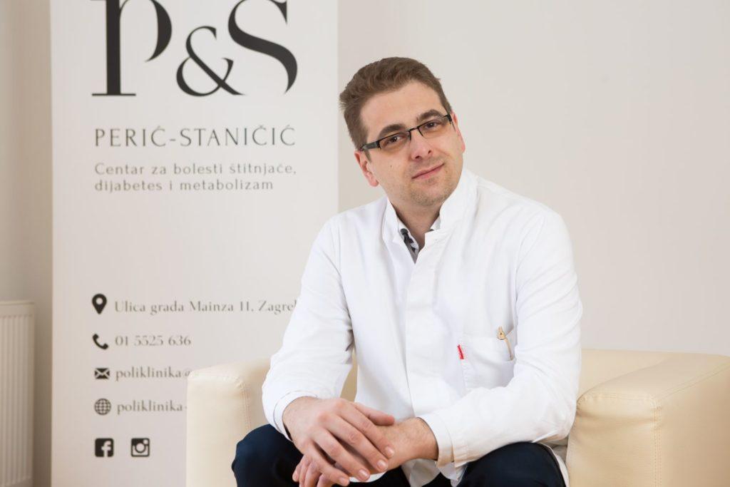 Božidar Perić, dr. med., specijalist interne medicine